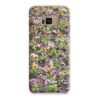 Portulaca Grandiflora Phone Case Samsung S8 / Snap Gloss & Tablet Cases