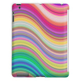 Rainbow Pattern Expression Tablet Case Ipad 2 3 4 Phone & Cases
