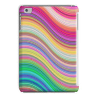Rainbow Pattern Expression Tablet Case Ipad Mini 4 Phone & Cases