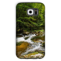 River Surrounded By Trees Phone Case Galaxy S6 / Tough Gloss & Tablet Cases