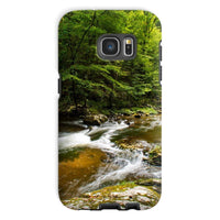 River Surrounded By Trees Phone Case Galaxy S7 / Tough Gloss & Tablet Cases