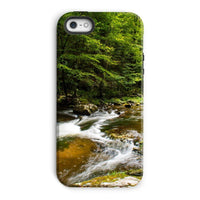 River Surrounded By Trees Phone Case Iphone 5/5S / Tough Gloss & Tablet Cases