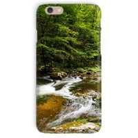 River Surrounded By Trees Phone Case Iphone 6 / Snap Gloss & Tablet Cases