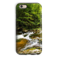 River Surrounded By Trees Phone Case Iphone 6 / Tough Gloss & Tablet Cases