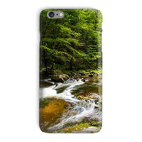 River Surrounded By Trees Phone Case Iphone 6S Plus / Snap Gloss & Tablet Cases
