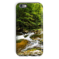 River Surrounded By Trees Phone Case Iphone 6S Plus / Tough Gloss & Tablet Cases