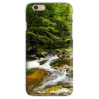 River Surrounded By Trees Phone Case Iphone 6S / Snap Gloss & Tablet Cases