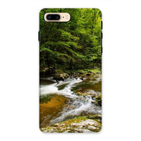 River Surrounded By Trees Phone Case Iphone 7 Plus / Tough Gloss & Tablet Cases