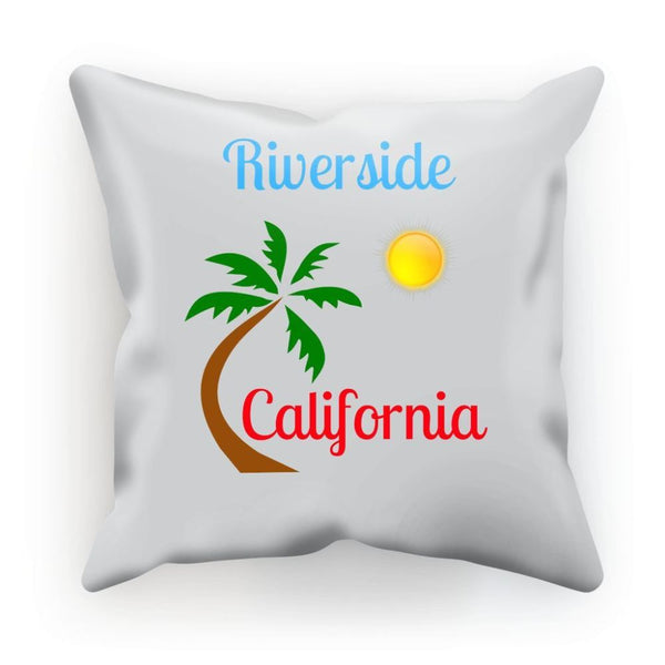 Riverside California Cushion Linen / 12X12 Homeware