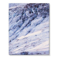 Rocky Mountain Slop Stretched Eco-Canvas 11X14 Wall Decor