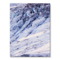 Rocky Mountain Slop Stretched Eco-Canvas 18X24 Wall Decor