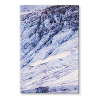 Rocky Mountain Slop Stretched Eco-Canvas 20X30 Wall Decor