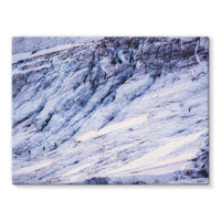 Rocky Mountain Slop Stretched Eco-Canvas 24X18 Wall Decor