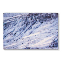 Rocky Mountain Slop Stretched Eco-Canvas 36X24 Wall Decor