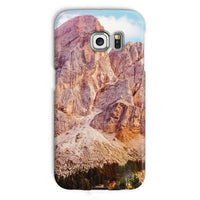Rocky Mountain Surrounded Phone Case Galaxy S6 Edge / Snap Gloss & Tablet Cases