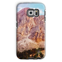 Rocky Mountain Surrounded Phone Case Galaxy S6 Edge / Tough Gloss & Tablet Cases