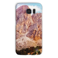 Rocky Mountain Surrounded Phone Case Galaxy S6 / Snap Gloss & Tablet Cases