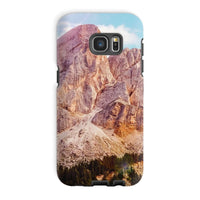 Rocky Mountain Surrounded Phone Case Galaxy S7 Edge / Tough Gloss & Tablet Cases