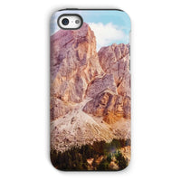 Rocky Mountain Surrounded Phone Case Iphone 5C / Tough Gloss & Tablet Cases