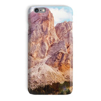 Rocky Mountain Surrounded Phone Case Iphone 6 Plus / Snap Gloss & Tablet Cases