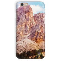 Rocky Mountain Surrounded Phone Case Iphone 6 / Snap Gloss & Tablet Cases