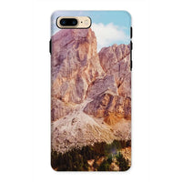 Rocky Mountain Surrounded Phone Case Iphone 8 Plus / Tough Gloss & Tablet Cases