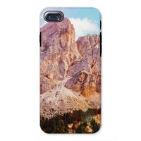Rocky Mountain Surrounded Phone Case Iphone 8 / Tough Gloss & Tablet Cases