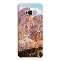 Rocky Mountain Surrounded Phone Case Samsung S8 Plus / Snap Gloss & Tablet Cases