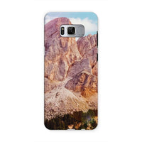 Rocky Mountain Surrounded Phone Case Samsung S8 / Tough Gloss & Tablet Cases