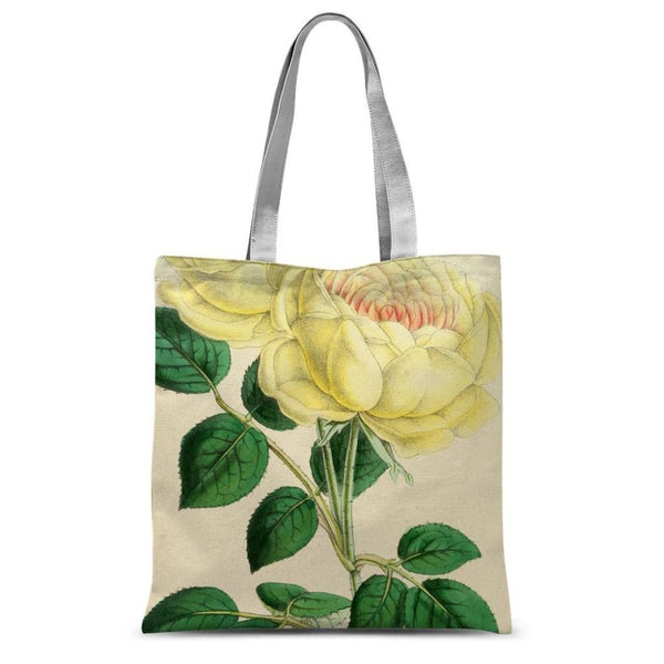 Rose Margottin 1869 Sublimation Tote Bag 15X16.5 Accessories