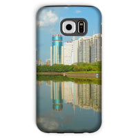 Shadows Of Buildings Phone Case Galaxy S6 / Tough Gloss & Tablet Cases