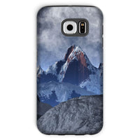 Sharped Edged Mountains Phone Case Galaxy S6 / Tough Gloss & Tablet Cases
