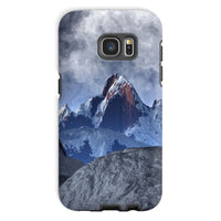 Sharped Edged Mountains Phone Case Galaxy S7 / Tough Gloss & Tablet Cases