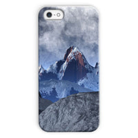 Sharped Edged Mountains Phone Case Iphone 5C / Snap Gloss & Tablet Cases
