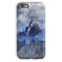 Sharped Edged Mountains Phone Case Iphone 6 Plus / Tough Gloss & Tablet Cases