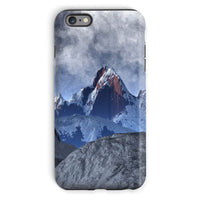 Sharped Edged Mountains Phone Case Iphone 6S Plus / Tough Gloss & Tablet Cases