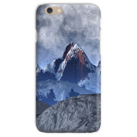Sharped Edged Mountains Phone Case Iphone 6S / Snap Gloss & Tablet Cases