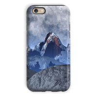 Sharped Edged Mountains Phone Case Iphone 6S / Tough Gloss & Tablet Cases
