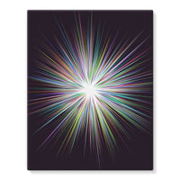 Shine Sunshine Design Stretched Eco-Canvas 11X14 Wall Decor