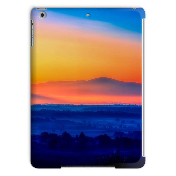 Sky With Mountain Sunset Tablet Case Ipad Air Phone & Cases