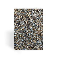 Small Stones Pattern Greeting Card 1 Prints