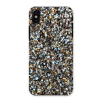 Small Stones Pattern Phone Case Iphone X / Snap Gloss & Tablet Cases