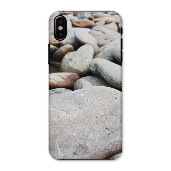 Smooth Pebbels On River Bank Phone Case Iphone X / Snap Gloss & Tablet Cases
