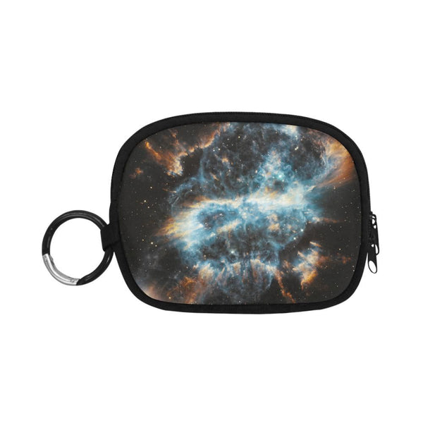 Spiral Nebula Space Coin Purse (1605)