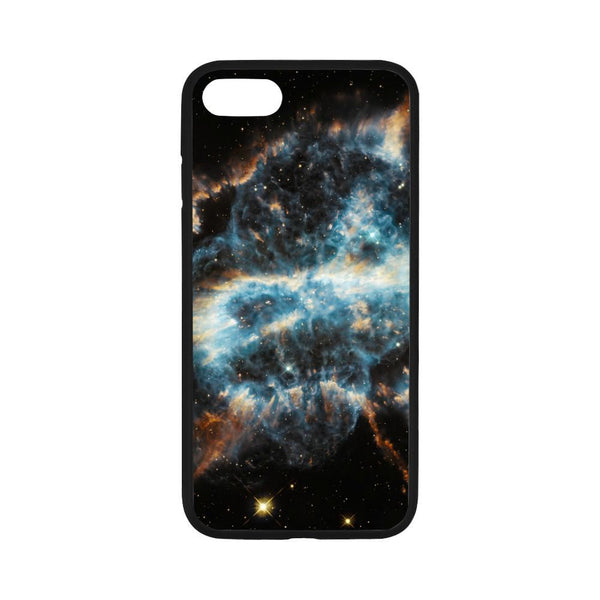 Spiral Nebula Space Iphone 7 4.7 Case Rubber