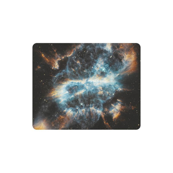 Spiral Nebula Space Rectangle Mousepad