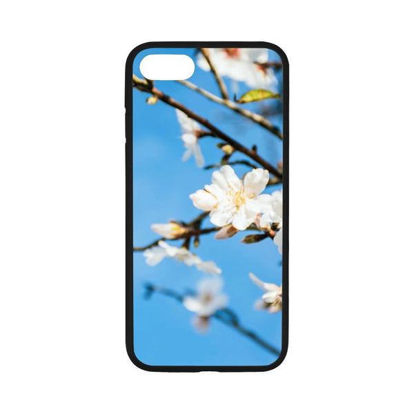 Spring Cherry Trees Iphone 7 4.7 Case Rubber