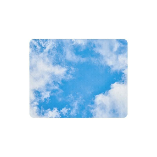Summer Clouds Rectangle Mousepad