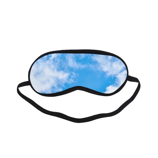 Summer Clouds Sleeping Mask