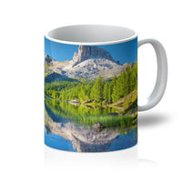 Summer Mountain Reflection Mug 11Oz Homeware
